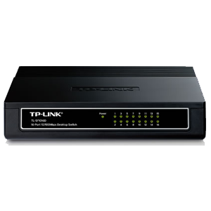 Switch TX TL-SF1016D Tp-Link