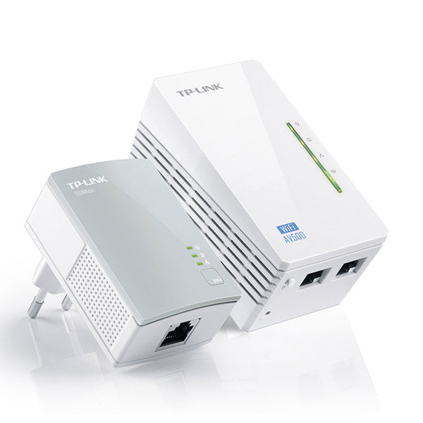Expansor Powerline Kit WIFI TLWPA422K Tp-Link