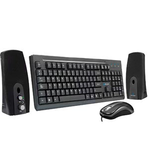 Kit Teclado / Mouse / Bocinas AK32700 Acteck