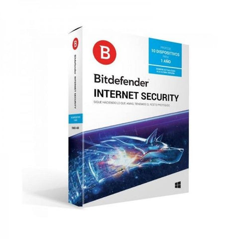 INTERNET SECURITY BITDEFENDER 2018