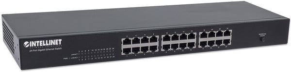 Switch Gigabit Ethernet de 24 puertos IN524162 Intellinet