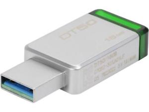 Memoria USB DT50 16 Gb Kingston