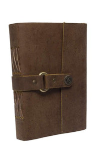 Crazy Horse Leather Bound Diary / Notepad