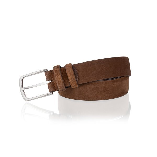 Crafted Suede Leather Belt