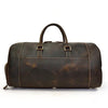 Men's Hunter Buffalo Weekender / Duffel Bag