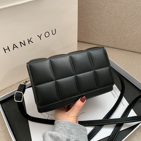 Women's bag Autumn winter new 2020 female literary single-shoulder bag minority design cross-body bag trend women's bag