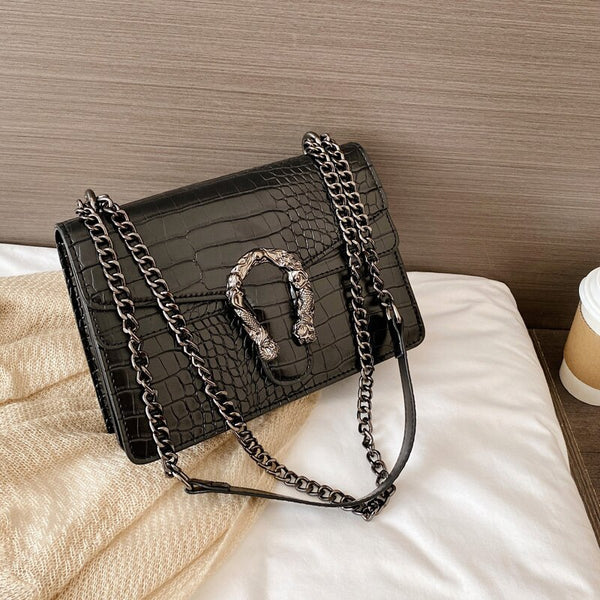 Fashion PU Leather Women Shoulder Crossbody Bags 2020 New Vintage Flap Ladies Messenger Bags Casual Totes Female Purse