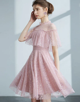 cute homecoming dresses  a line semi formal dresses for girls   cg10281