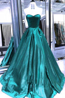 Sweetheart Ball Gown Prom Dress   cg10341