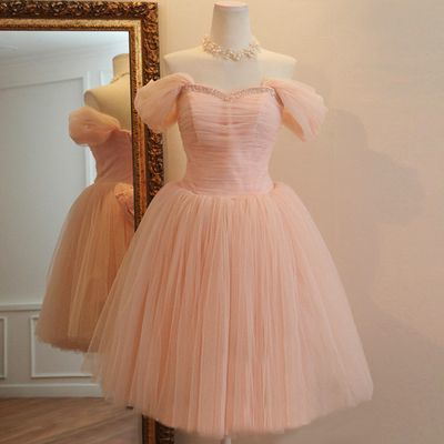 Charming Homecoming Dress,A-Line Homecoming Dress,Tulle Homecoming Dress    cg10500