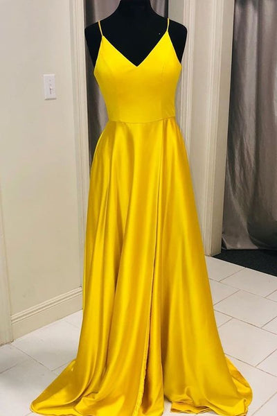 2020 simple long prom dress,cheap prom dress   cg10698
