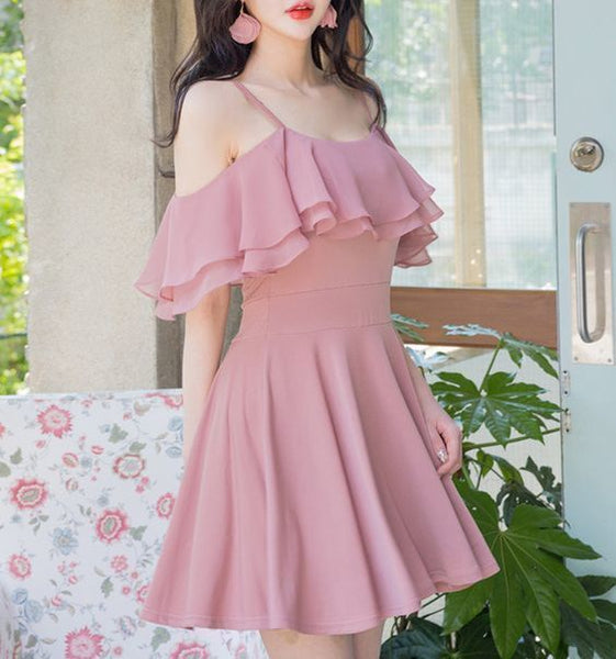 Charming Chiffon homecoming Dress,Sexy short homecoming dress cg1145
