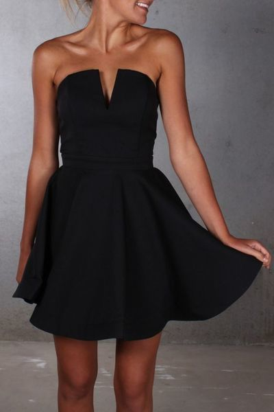 Sexy Dress,Black homecoming Dress,Lovey Cute homecoming Gown,Cocktail Dress cg1160