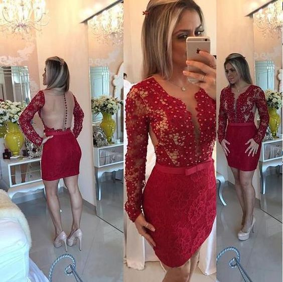 Homecoming Dress,Homecoming Dresses,Sweet 16 Dress   cg11875