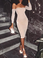 Off Shoulder Bodycon Strapless homecoming Dresses cg1261