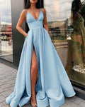 Charming Simple Prom Dress  Evening Gown   cg12678