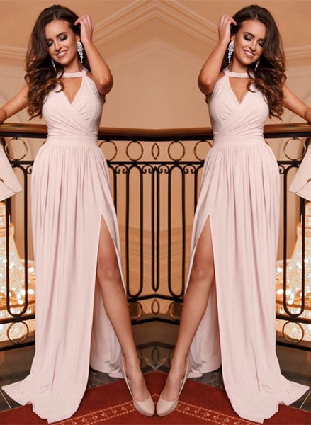 long pink prom dresses off the shoulder evening gowns cg1274