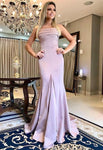 Sexy Mermaid Prom Dress, Strapless Prom Dress   cg12815