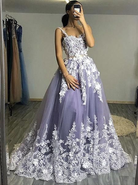 Lace Prom Dresses  Formal Evening Dresses   cg14365