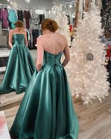 Newest Sweetheart A-line Prom Dresses,Long Prom Dresses,Cheap Prom Dresses   cg14657
