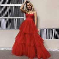 New Arrival Spaghetti Straps A-Line Prom Dresses, Evening Dress Prom Gowns   cg14731