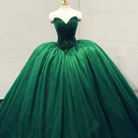 ball gown long prom dress evening dress   cg14955