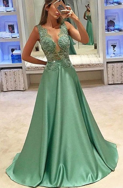 Sexy Prom Dress,A-Line Prom Dress,Long Prom Dress,Evening Dress   cg15272