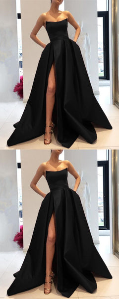 sexy black long Prom Dress   cg15542