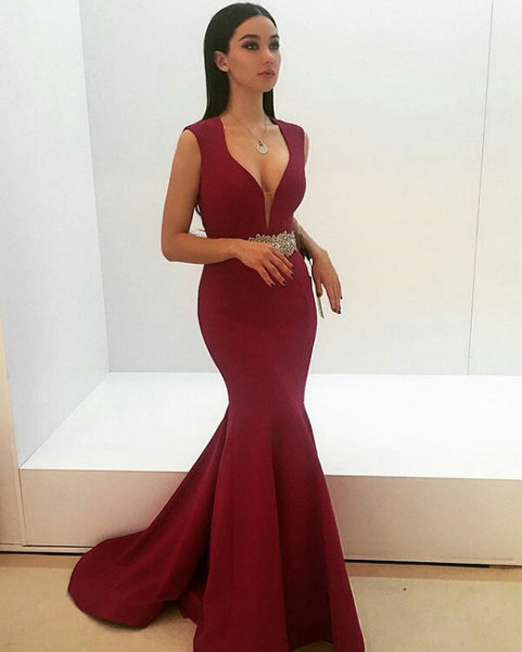 Mermaid Prom Dress party Dance Dress   cg16902