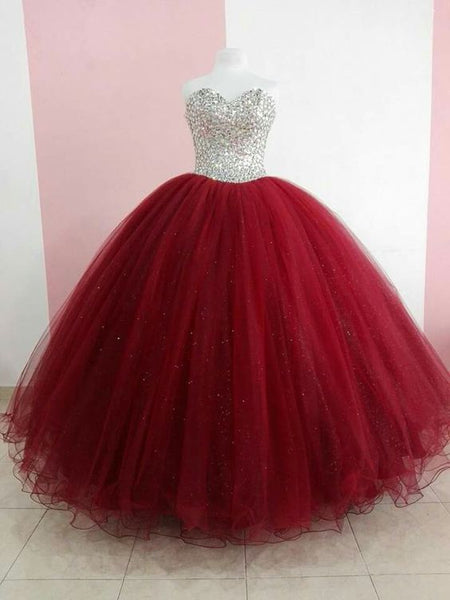 A Line ball gown long Prom Dress   cg18363