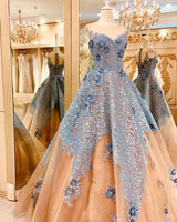 Long Prom Dresses, Beautiful Evening Party Dresses    cg18836