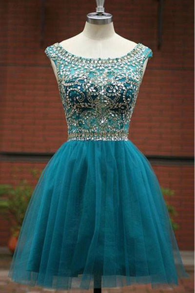 Short Homecoming Dresses Green Homecoming Dress cg191