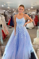 prom dress with appliques Lace Prom Dresses, Party Dresses    cg20873