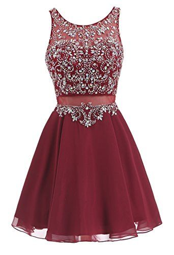 Burgundy Homecoming Dress,Short Dress,Graduation Party Dresses, Homecoming Dresses For Teens cg2893