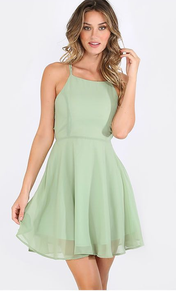 Chiffon Homecoming Dresses,Cheap Homecoming Gowns cg320