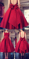New Style Satin Homecoming Dress, Short homecoming Dress, Back To School Dress Party Dress cg376