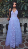 long prom dresses,lace prom dresses,tulle prom dresses,simple prom dresses cg5251