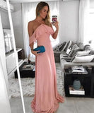 New Arrival Spaghetti Straps A-Line Prom Dresses,Long Prom Dresses,Charming Prom Dresses, Evening Dress Prom Gowns cg5399