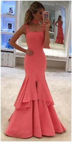 new fashion mermaid prom gown cg5479