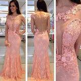 Long Mermaid Prom Dresses cg5499