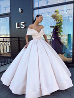 off the shoulder ball gown prom/evening dresses  cg5857