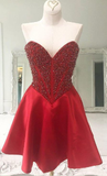 Gorgeous Sparkly A-Line Homecoming Dress cg643