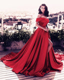 coral prom dresses,prom dresses 2019,long prom dress,long evening gowns,off shoulder dress,long formal dress cg696