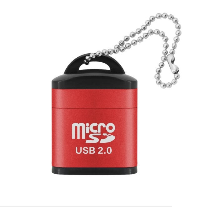 USB 2.0 Mini Portable Micro SD TF Card Reader