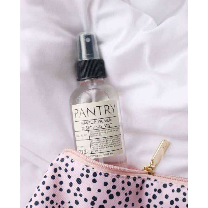 Makeup Primer + Setting Spray - 4oz - Pantry Products - The Dashing Squad
