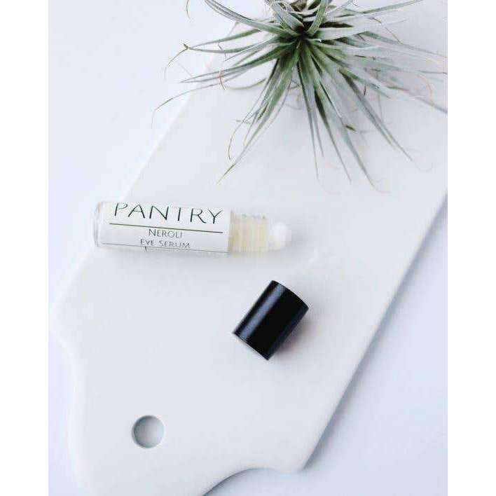 Pack Your Bags: Neroli Eye Serum - 10ml. Pantry Products - The Dashing Squad