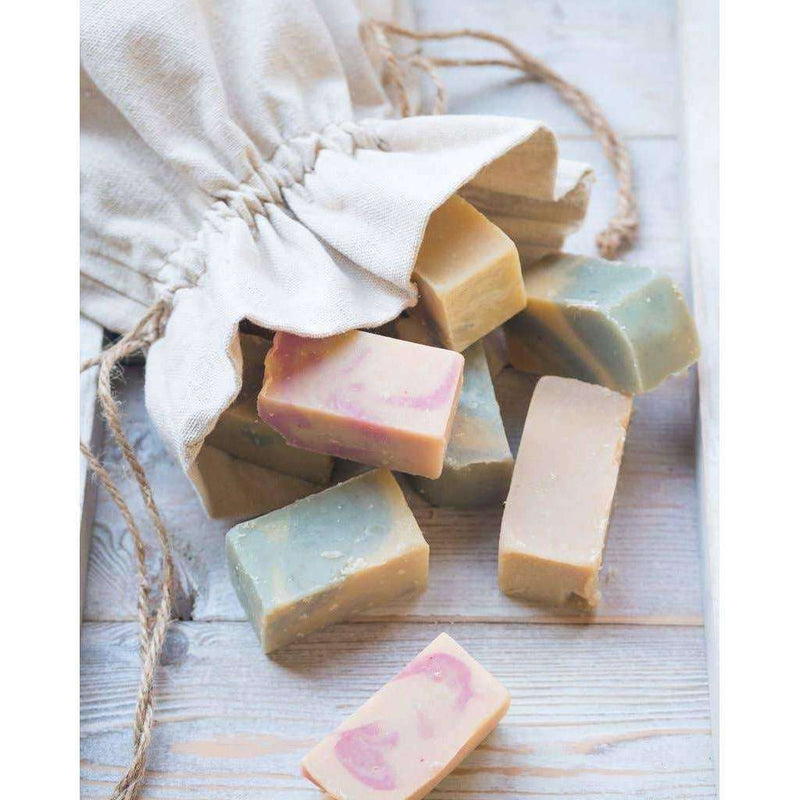 Goat Soap Weddings Favors - The Dashing Squad