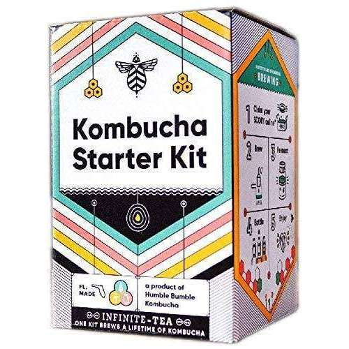 Kombucha Starter Kit - Craft a Brew - The Dashing Squad