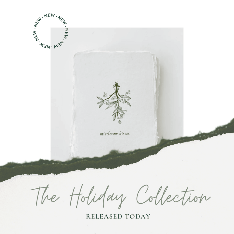 Holiday Collection Mistletoe Kisses
