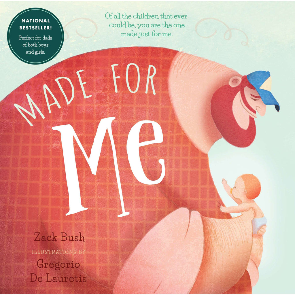 Made for Me (Board Book) Pre-order - The Dashing Squad